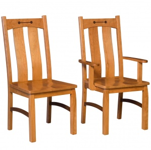 Cameron Amish Dining Chairs