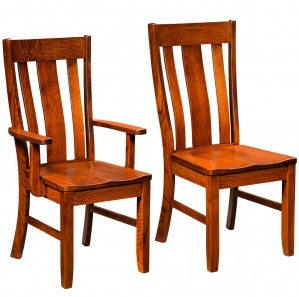 Larson Amish Dining Chairs