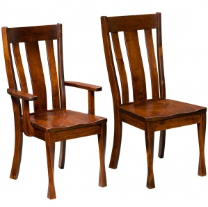 Lawson Amish Dining Chairs