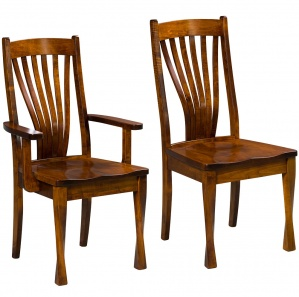 Aviance Amish Dining Chairs