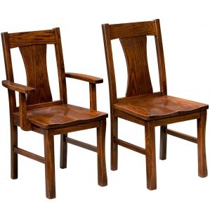 Sheridan Amish Dining Chairs