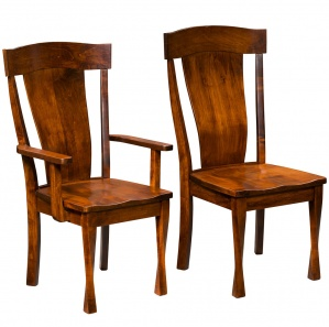 Woodland Amish Dining Chairs