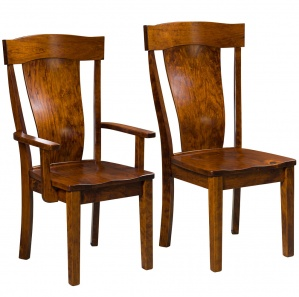 Woodmont Amish Dining Chairs