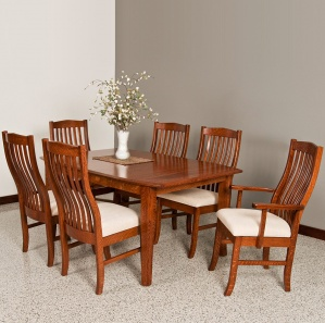 Charmant Copley Amish Dining Room Set