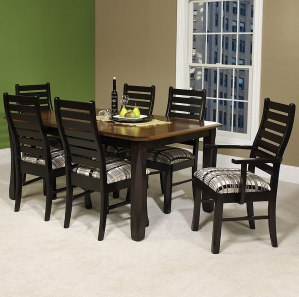 Preston Amish Dining Room Set