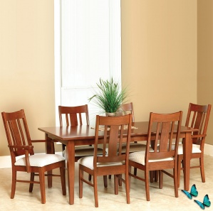 Mason Amish Dining Room Set