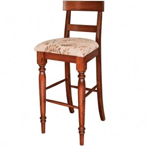 Shreveport Amish Bar Chairs