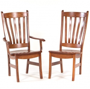 Carrington Amish Dining Chairs