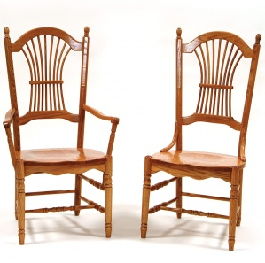 Hearth Haven Amish Dining Chairs