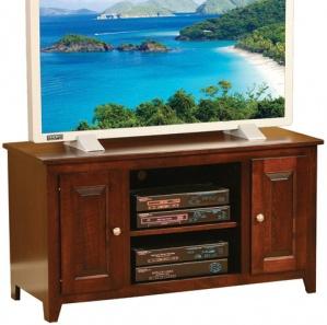 Linden Raised Panel TV Cabinet