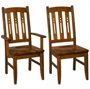 Calumet Heights Amish Dining Chairs