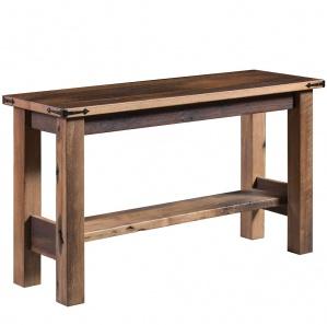 Kimbolton Amish Sofa Table