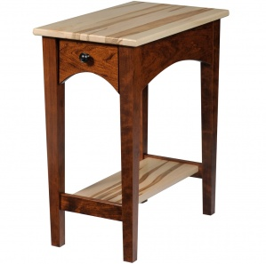 Modern Shaker Amish Chairside Table