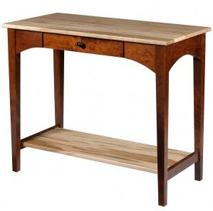Modern Shaker Amish Sofa Table