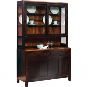 Kodiak Amish Hutch
