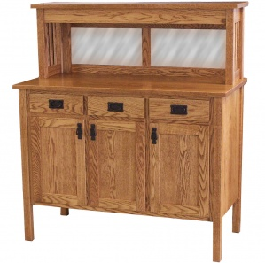 Canyon Creek Amish Buffet Cabinet