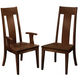 Kodiak Amish Dining Chairs