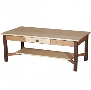 Triwood Amish Coffee Table