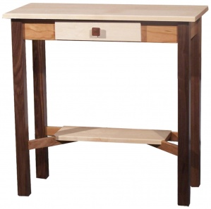 Triwood Long Amish End Table