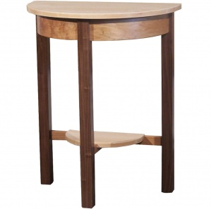 Triwood Half Round Amish Table