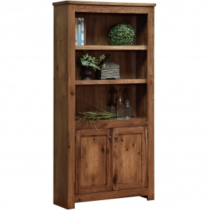 Francisco Bookcase with Optional Doors