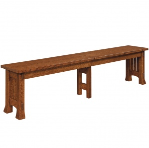 Olde Century Dining Bench