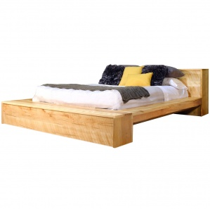Hugo Amish Platform Bed
