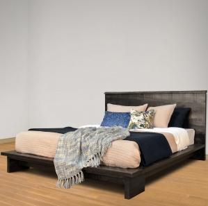 Modelli Amish Platform Bed