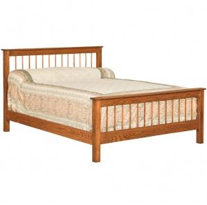 New Albany Amish Bed