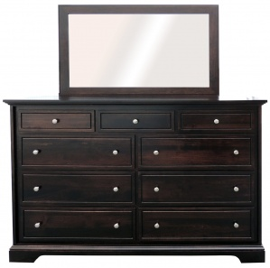 Liberty Amish Dresser with Mirror Option