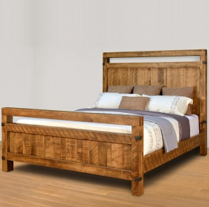 Galley Amish Bed