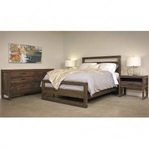 Tempus Amish Bedroom Furniture Set