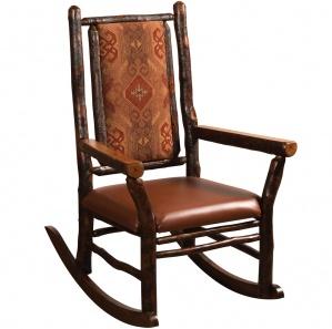 Hickory Grandpa Amish Rocking Chair