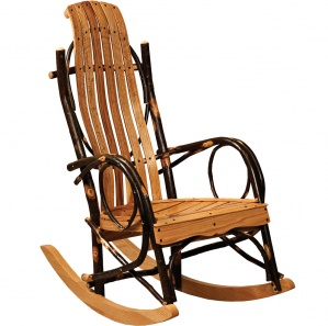 Hickory Youth Amish Rocking Chair