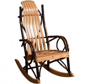 Hickory Child Amish Rocking Chair