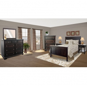 Liberty Amish Bedroom Furniture Set