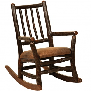 Hickory Grandpa Child Amish Rocking Chair