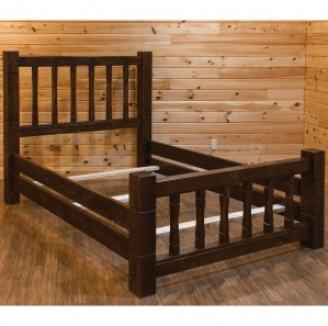 Indian Creek Mission Amish Bed