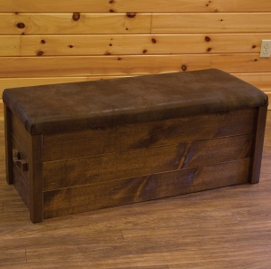 Indian Creek Amish Blanket Chest