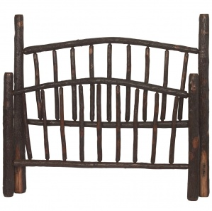 Hickory Amish Bed