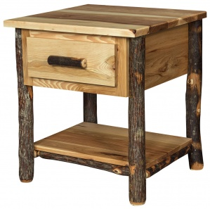 Allegheny Hickory Amish Nightstand