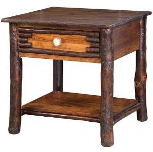 Wildwood Hickory Amish Nightstand
