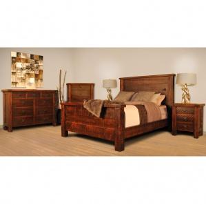 Tahoe Amish Bedroom Furniture Set