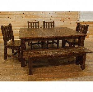 Indian Creek Amish Dining Room Set