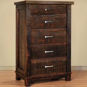 Timber Amish Chest of Drawers