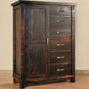 Timber Amish Gentleman's Chest