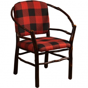 Hickory Deluxe Amish Hoop Chair