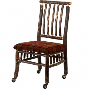 Hickory Lake and Lodge Amish Chair