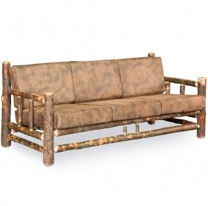 Hickory Lodge Amish Sofa