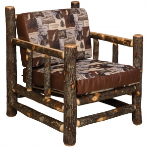 Hickory Lodge Amish Chair